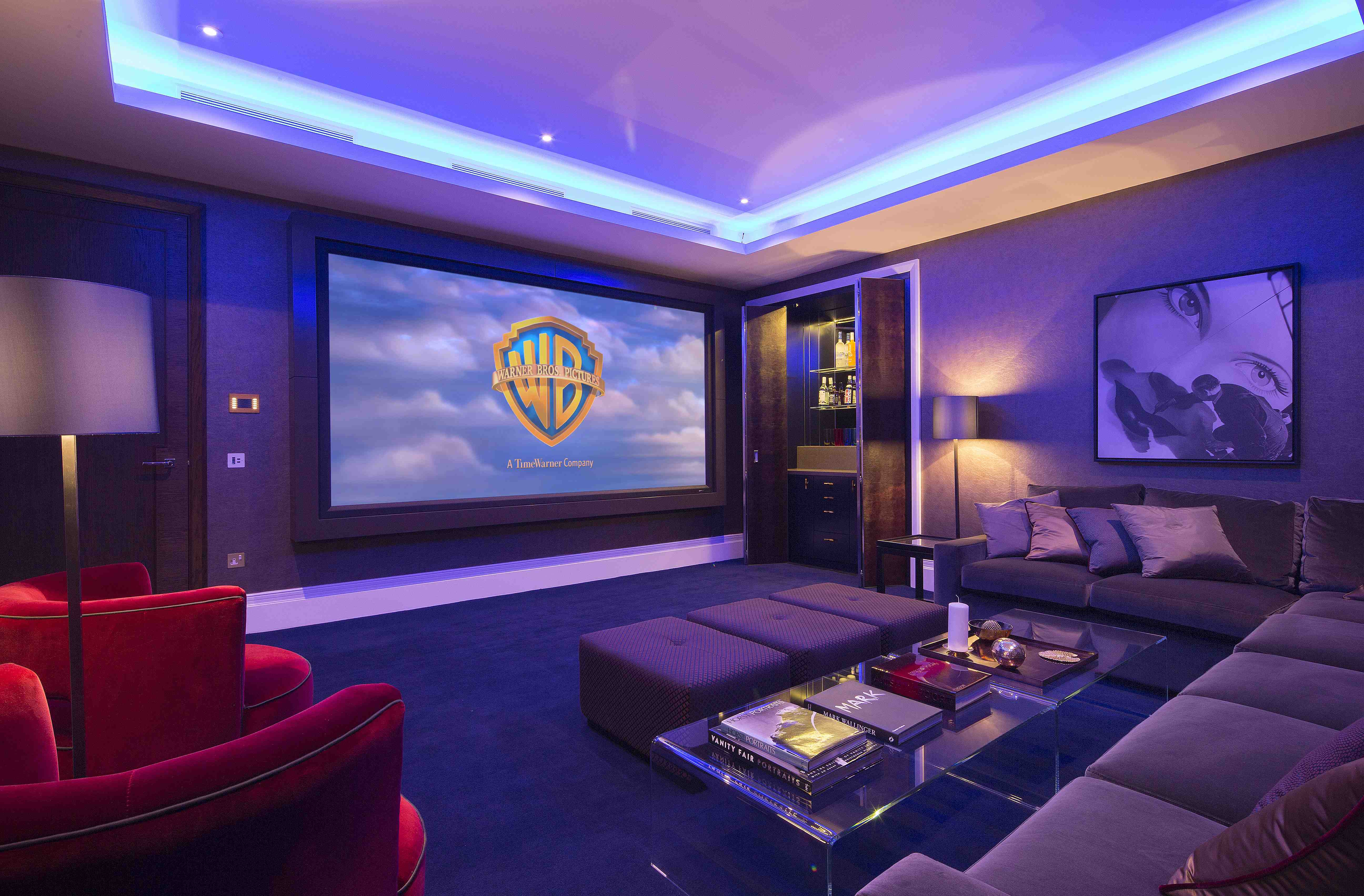 Modern Sofas And Seating For Games Rooms