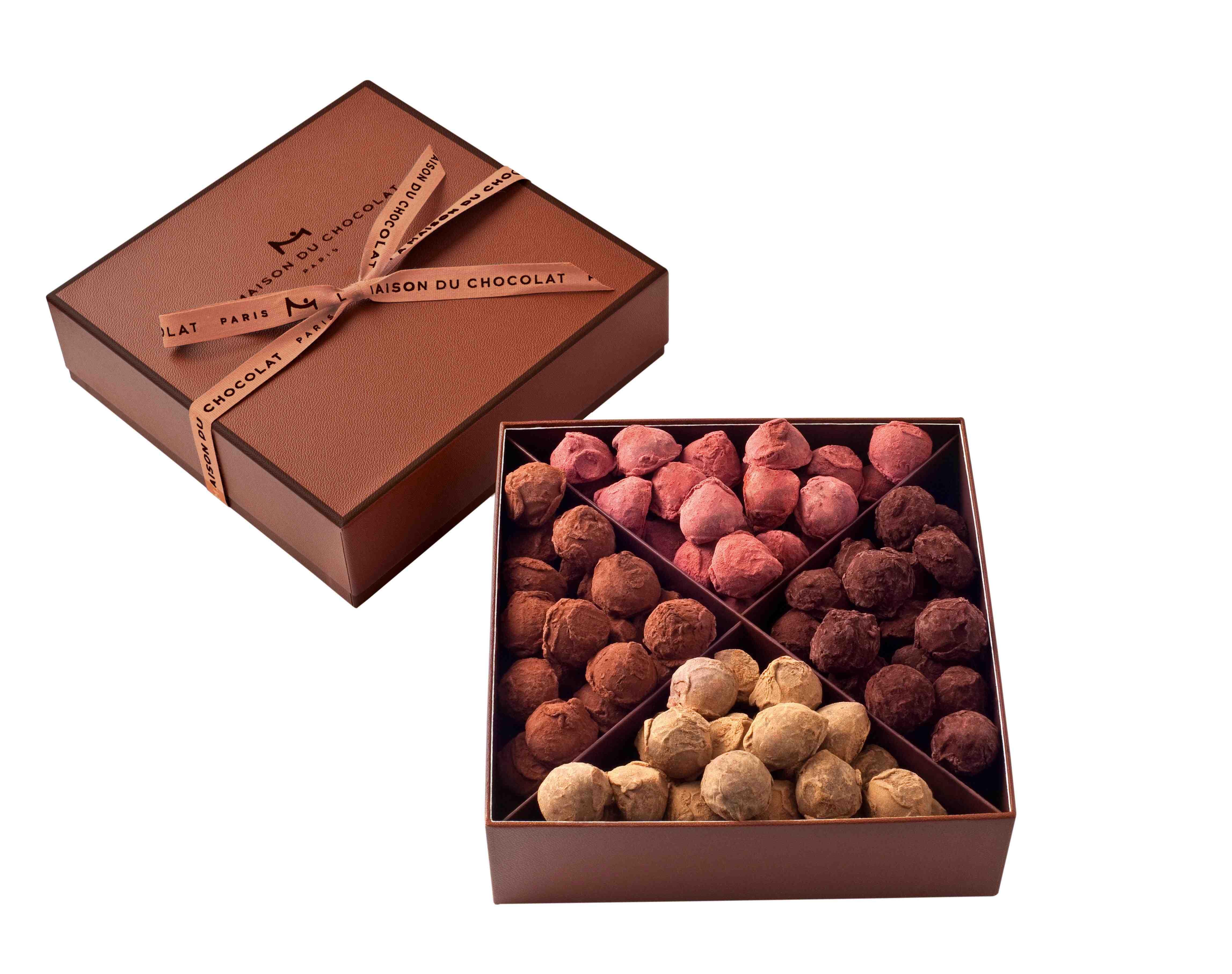 Robert Linxe's Chocolate Truffles (La Maison du Chocolat)