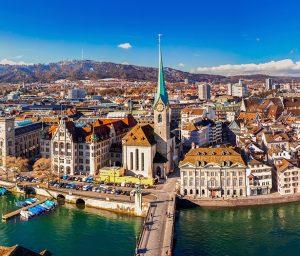 Zurich private charter