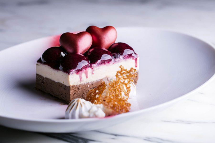 Avenue - chocolate black cherry frozen parfait (2)