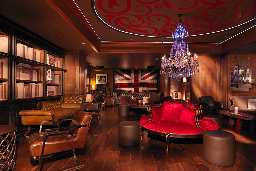 Novikov lounge bar