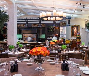 Novikov Italian restaurant