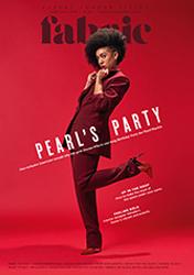 Fabric Magazine Pearl Mackie