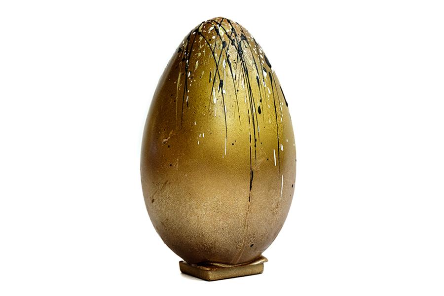 Melt easter egg