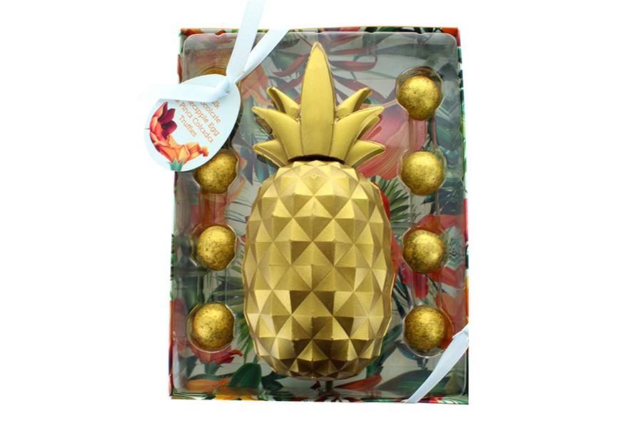 Easter Artisan du chocolat Pineapple egg