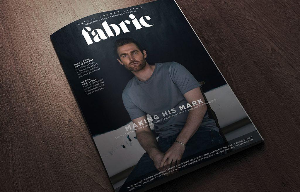 Fabric Magazine Mark Stanley Dark River