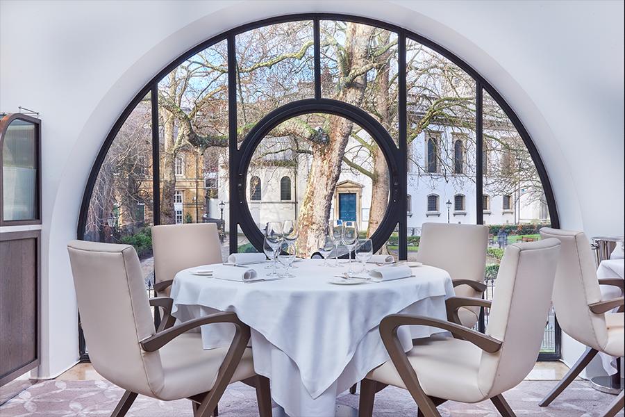Orrey Restaurant Marylebone