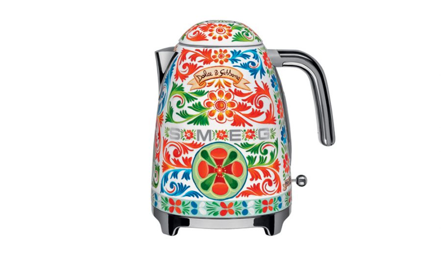 Wedding gifts - Smeg Dolce and Gabbana
