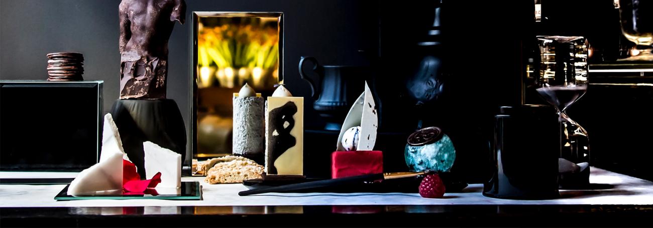 Rodin Afternoon Tea