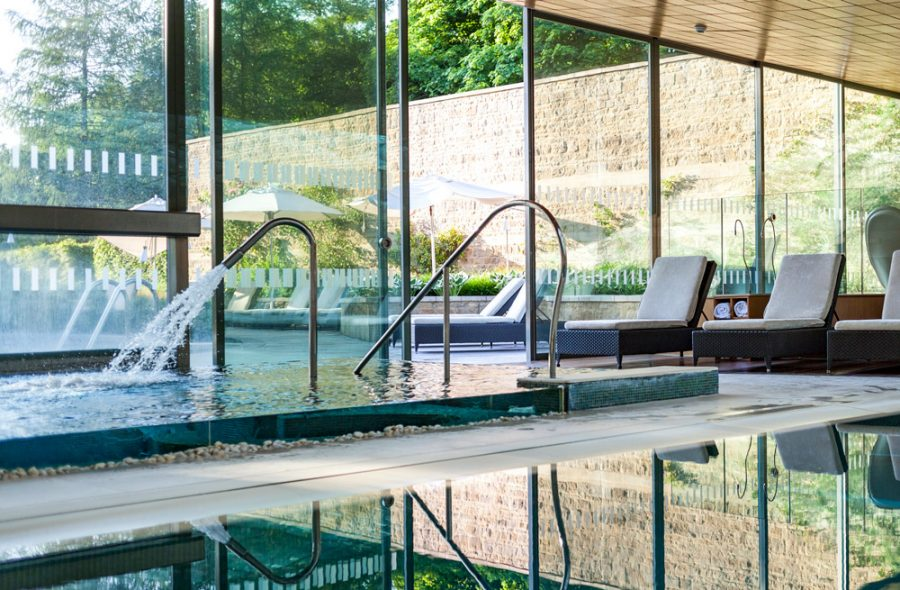 wedding spa escape - Lucknam park