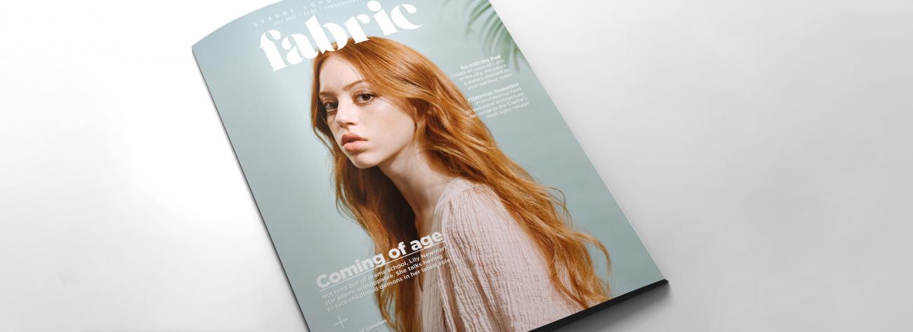 Fabric Magazine July 2018