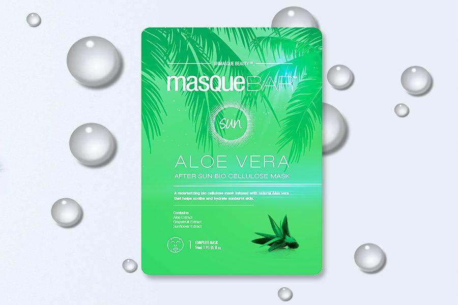 Aloe Vera masque bar