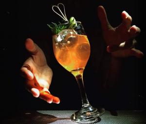 Lost + Found cocktails