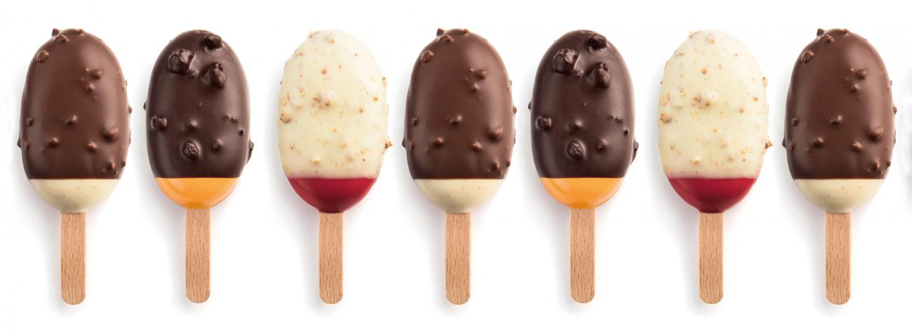 Pierre Marcolini ice cream