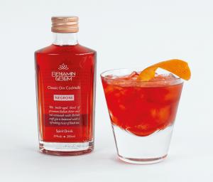 Benjamin and Blum Cocktails