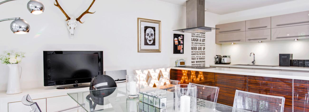 interior designer Sacha Berger