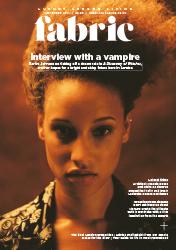 Fabric Magazine Elarica Johnson