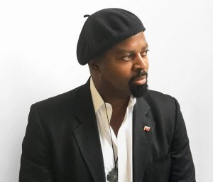 The outsider Ben Okri