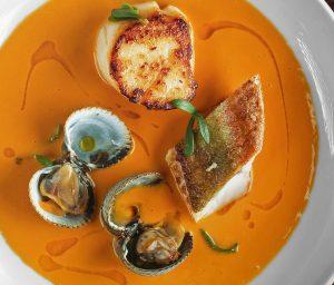 Cora Pearl fish stew