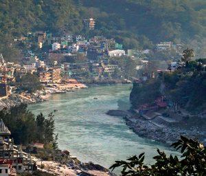 Rishikesh Himalayas