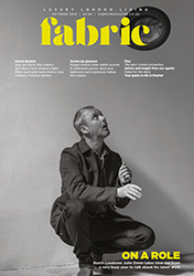John Simm London Fabric Magazine