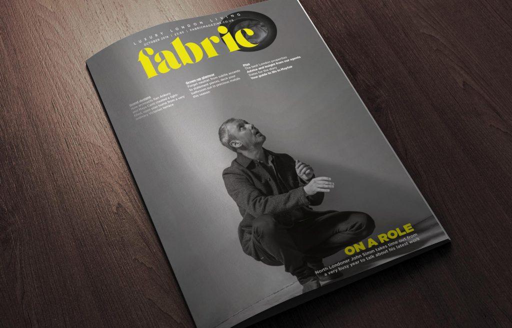 Fabric Magazine John Simm