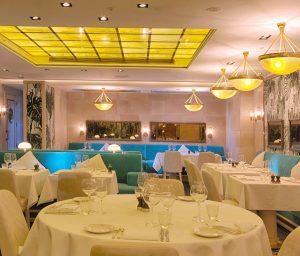 San Carlo Italian restaurant Interiors