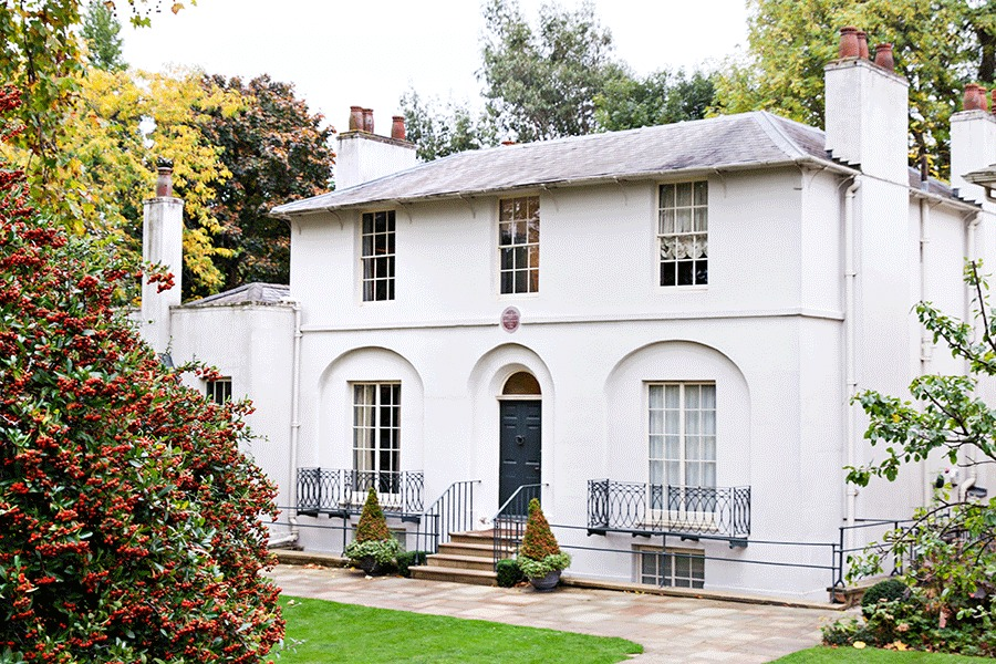 Literature Keats House 2018