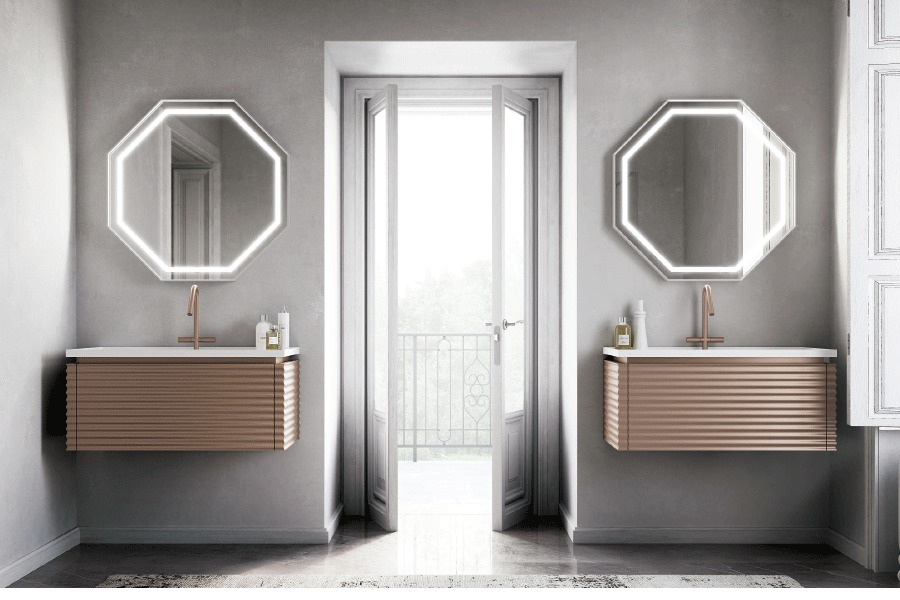 Dolcevita collection Alternative Bathrooms