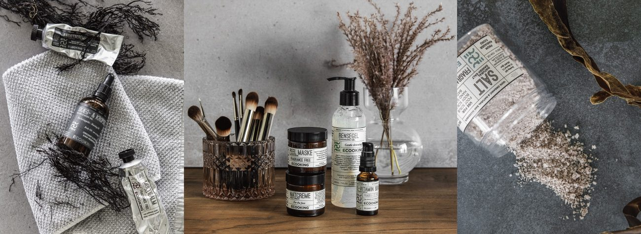 Ecooking organic skincare