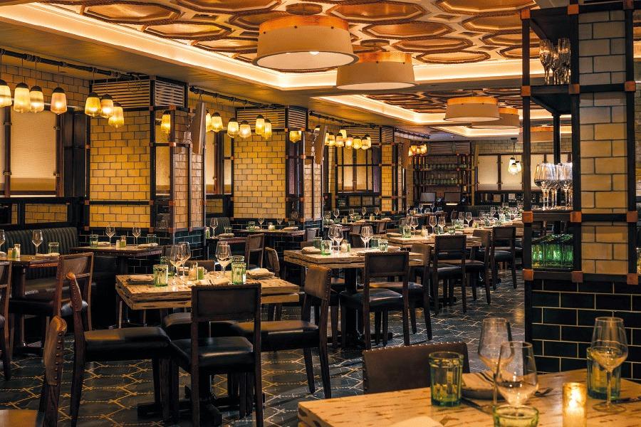 The Moxy New York Legasea bar