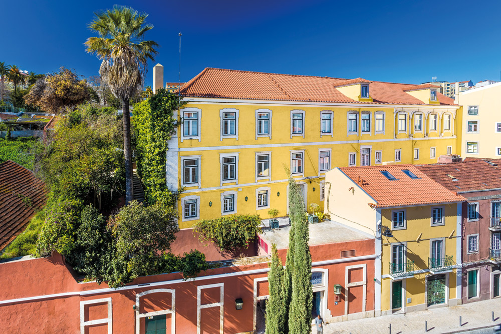 York House Lisbon