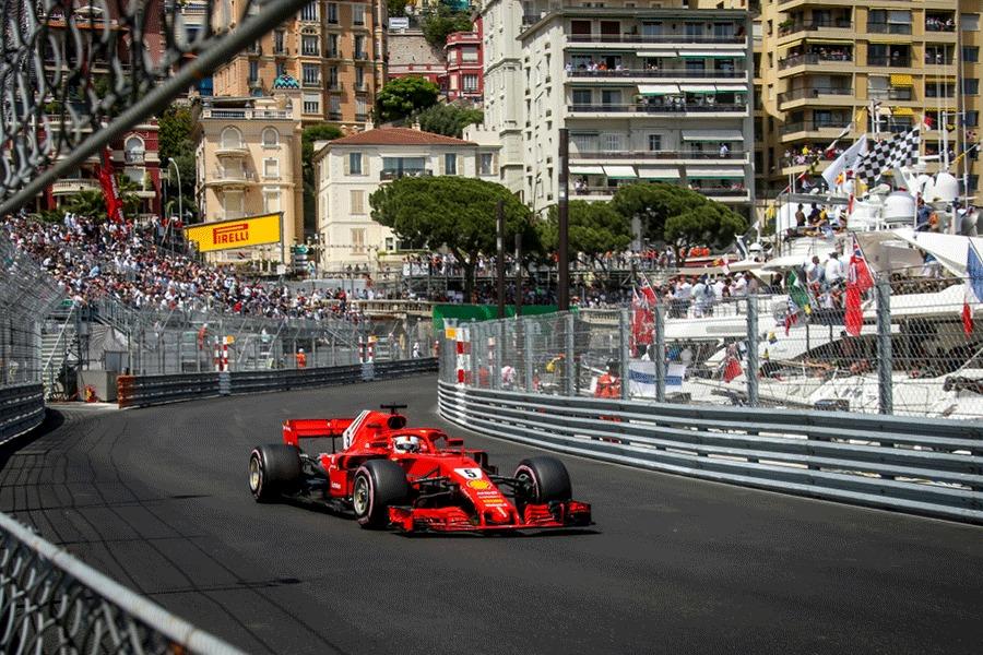 Relevance PR Monaco F1
