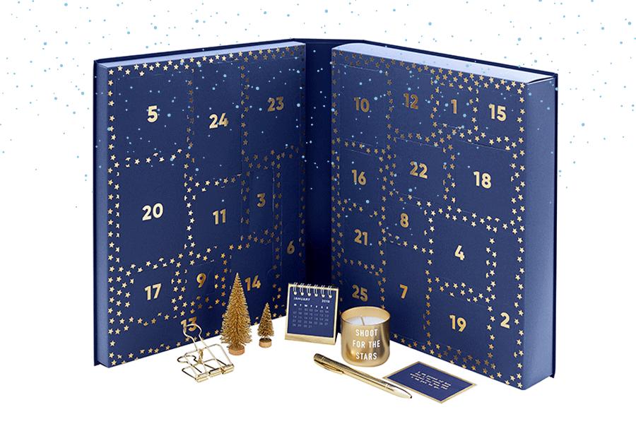 Kikki advent calendar 2018
