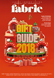 Fabric Gift Guide 2018