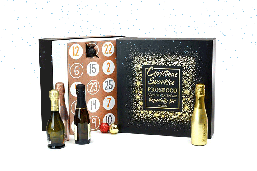 Prosecco advent calendar 2018