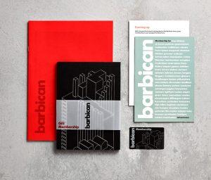 Barbican exhibitions