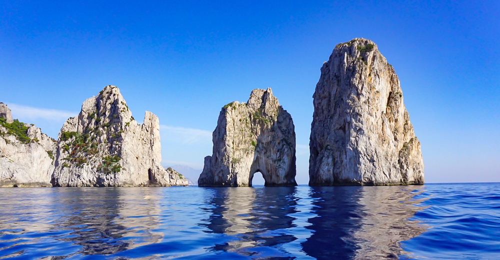 Super Yacht Capri Islands