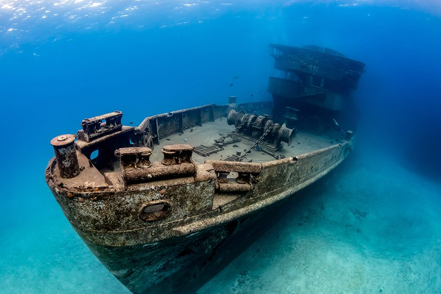 Diving in the Carribean Relevance PR