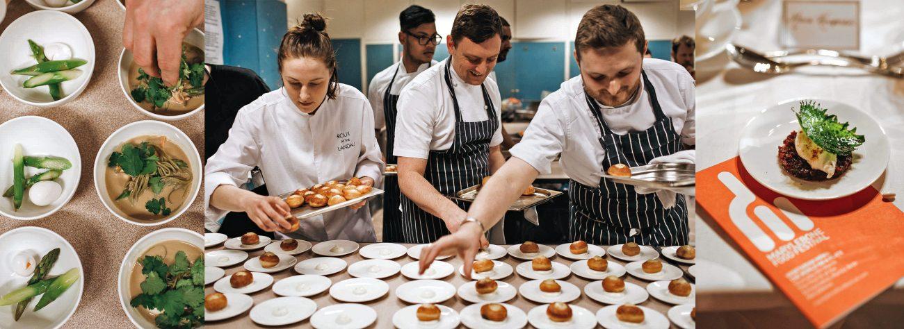 Marylebone Food Festival