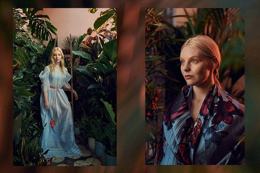 Nell Hudson Interview Fabric Magazine