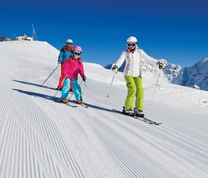 Relevance PR Skiing in Scotland