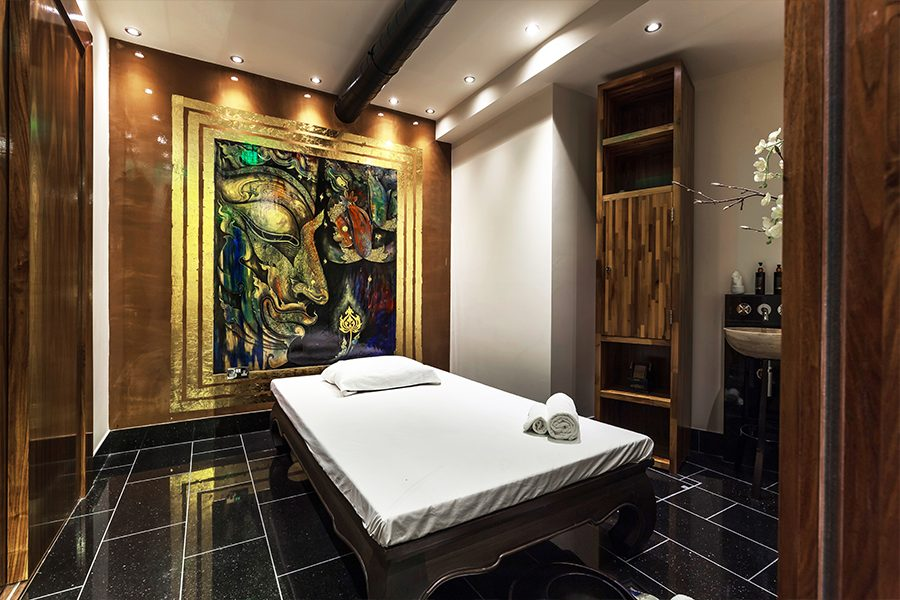 Thai Square Spa - Thai Lotus facial