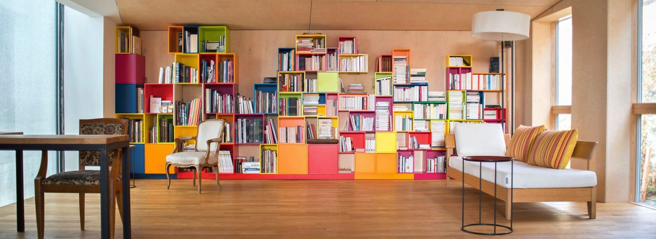 Cubit Minou Farkhondeh Thomas Reichel Bookcase
