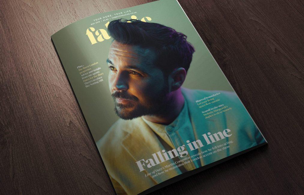 Martin Compston Interview Fabric Magazine