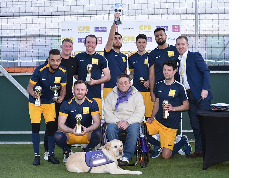 Powerleague Nine Elms, The CPR CUP Savills