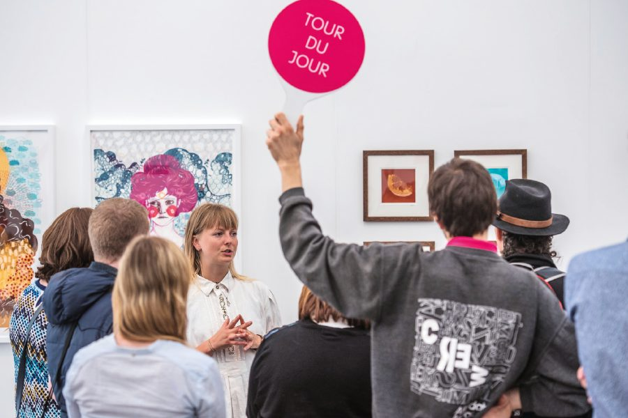 Affordable Art Fair 2019 London Fabric Magazine