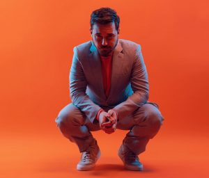 Martin Compston Fabric Magazine Interview