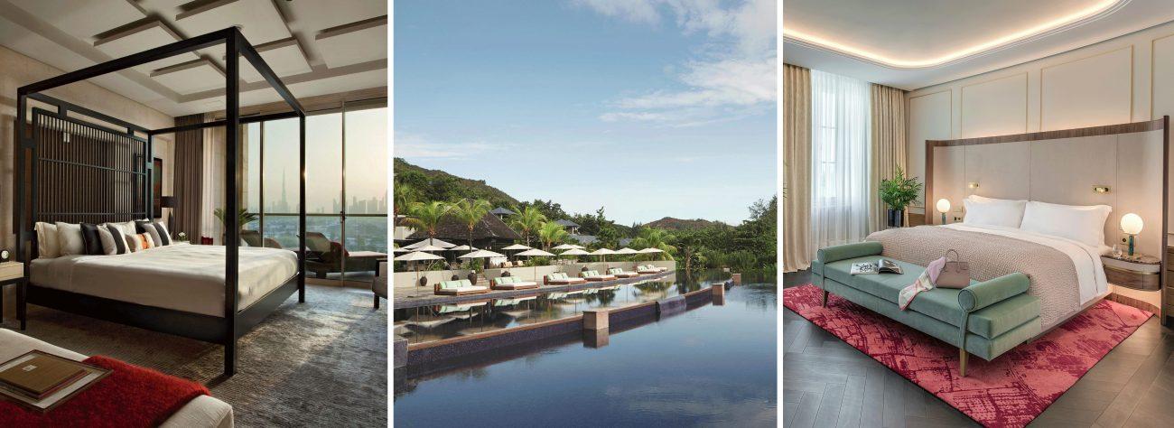 Raffles Hotels & Resorts Fabric Magazine