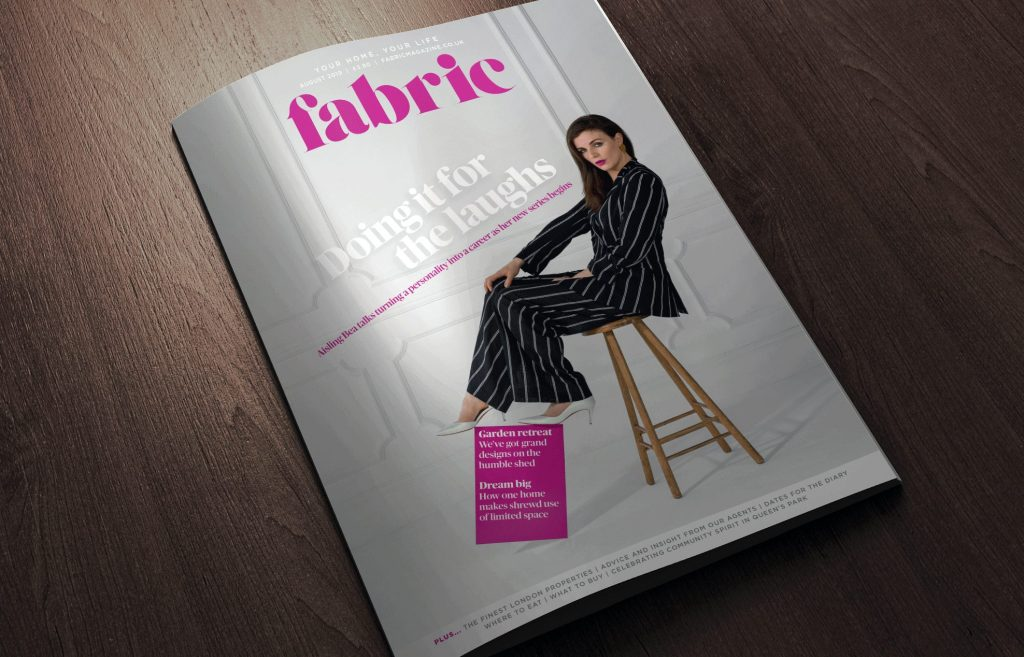 Fabric Magazine Exclusive Interview Aisling Bea